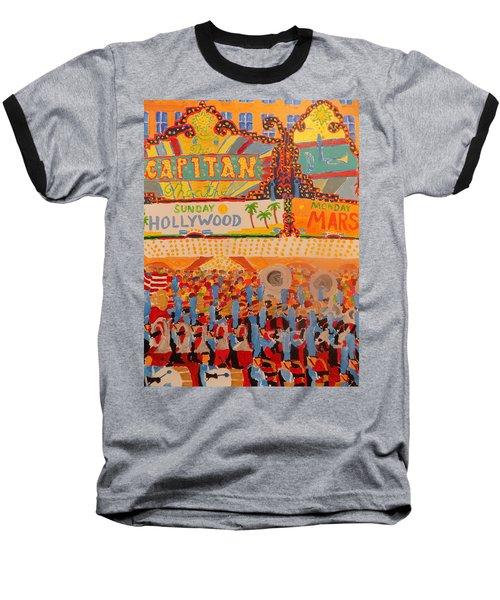 Hollywood Parade Baseball T-Shirt