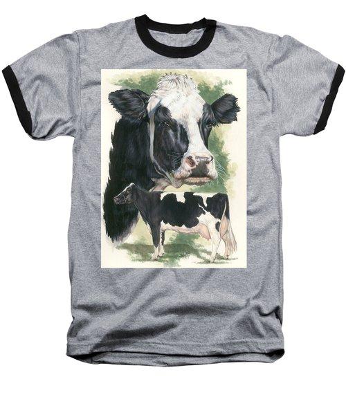 Holstein Baseball T-Shirt