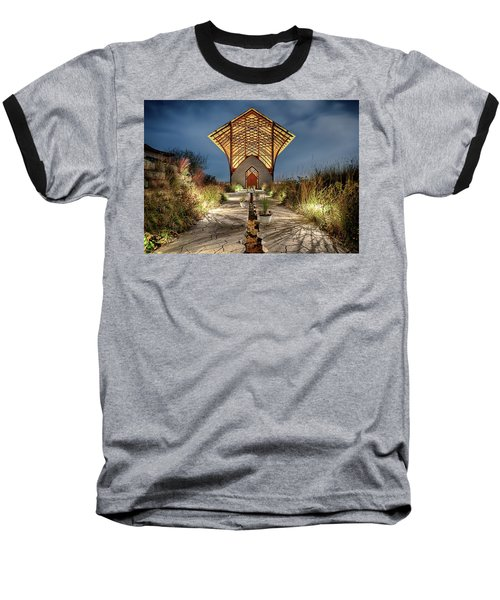 Holy Family Shrine Baseball T-Shirt