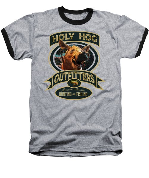 Holy Hog Baseball T-Shirt