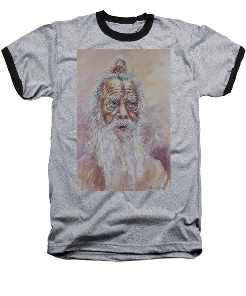 Holy Man Baseball T-Shirt