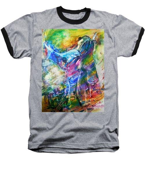 Holy Surrender Baseball T-Shirt