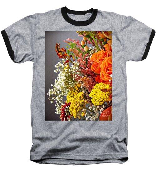 Baseball T-Shirt featuring the photograph Holy Week Flowers 2017 2 by Sarah Loft