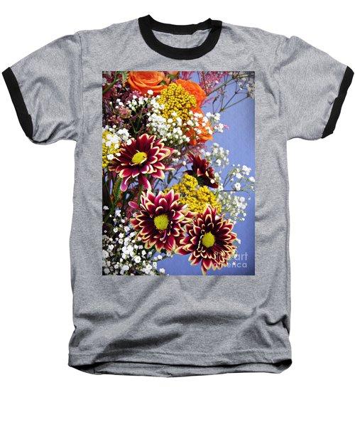 Baseball T-Shirt featuring the photograph Holy Week Flowers 2017 4 by Sarah Loft