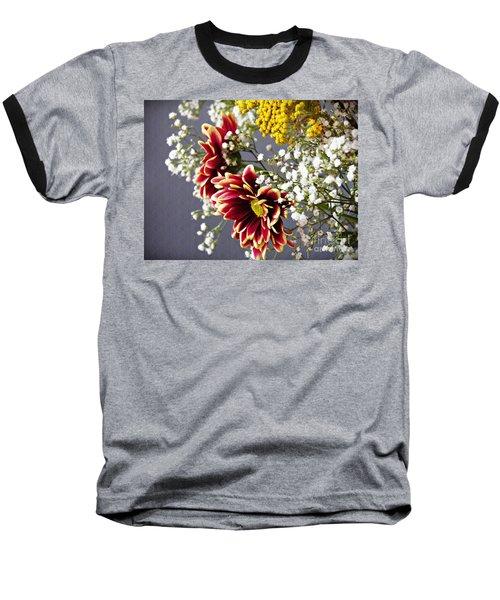 Baseball T-Shirt featuring the photograph Holy Week Flowers 2017 5 by Sarah Loft