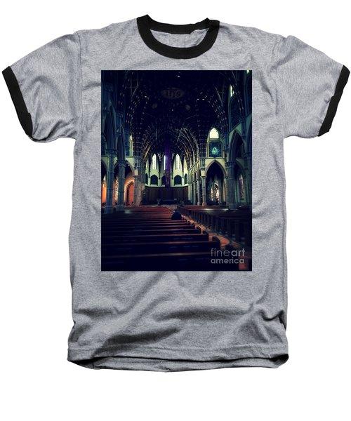 Holy Week Baseball T-Shirt