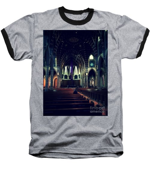 Holy Week Baseball T-Shirt