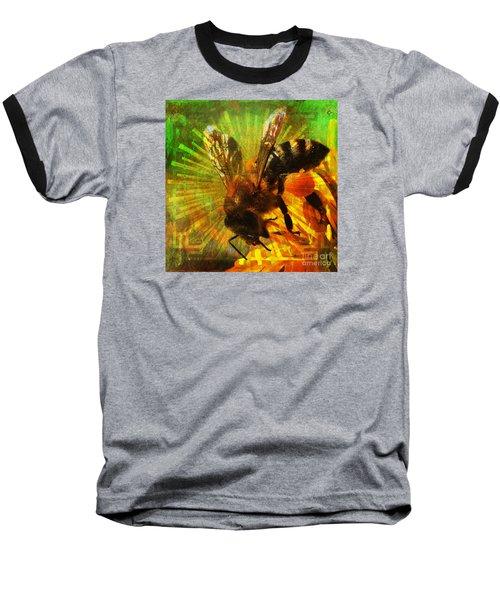 Homage To A Bee 2015 Baseball T-Shirt