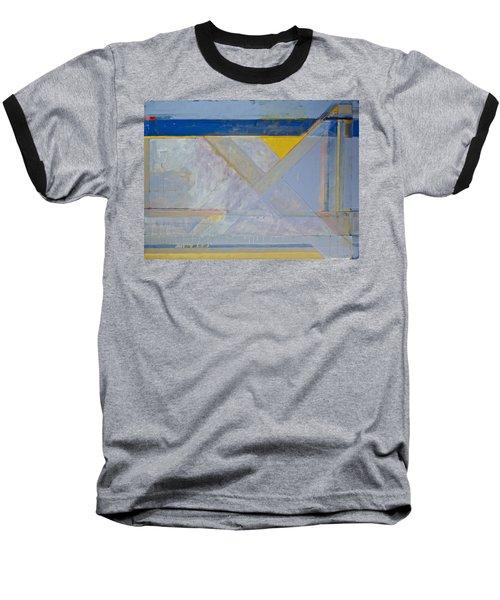 Homage To Richard Diebenkorn's Ocean Park Series  Baseball T-Shirt
