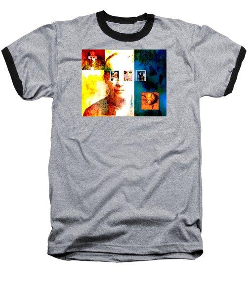 Homage To Richard Prince Baseball T-Shirt