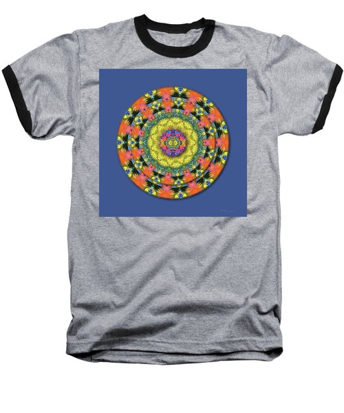 Homage To The Sun Baseball T-Shirt