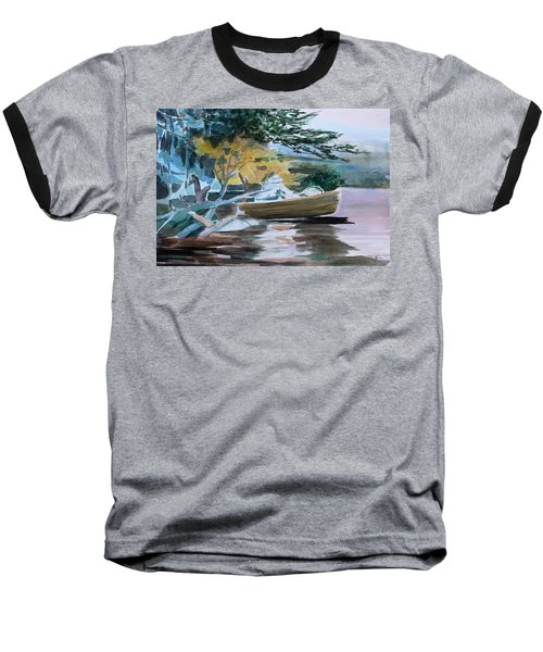 Homage To Winslow Homer Baseball T-Shirt by Mindy Newman