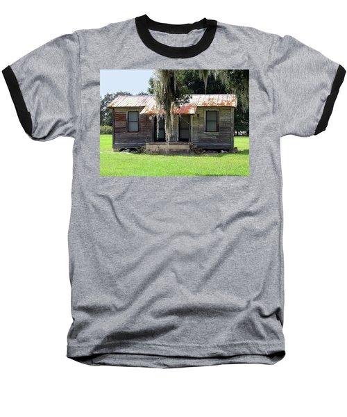 Home And Alone Baseball T-Shirt