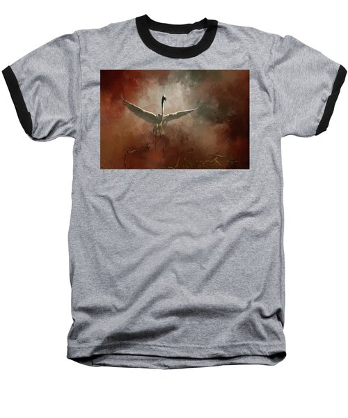Baseball T-Shirt featuring the photograph Home Coming by Marvin Spates