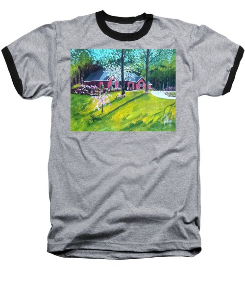 Home In Batesville, Ms Baseball T-Shirt