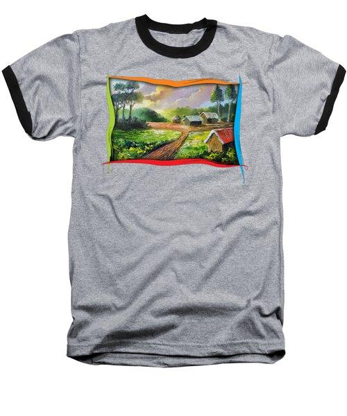 Home In My Dreams Baseball T-Shirt