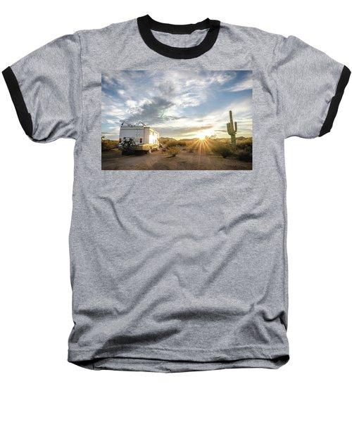 Home In The Desert Baseball T-Shirt