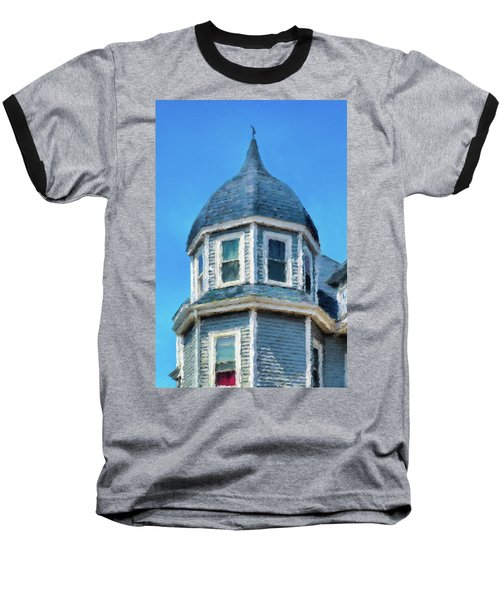 Home In Winthrop By The Sea Baseball T-Shirt
