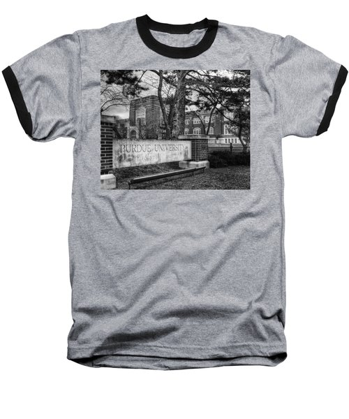 Baseball T-Shirt featuring the photograph Home Of The Boilers by Coby Cooper
