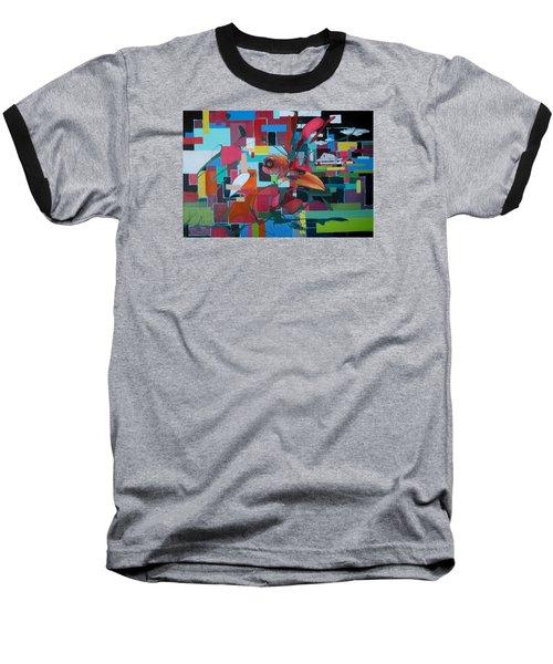 Home Of The Chicken Baseball T-Shirt