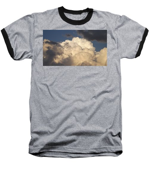 Home Of The Gods Baseball T-Shirt by Don Koester