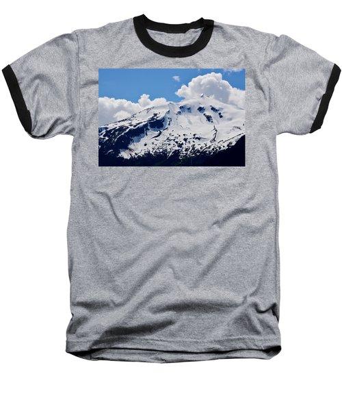 Home Of The North Wind - Skagway Baseball T-Shirt