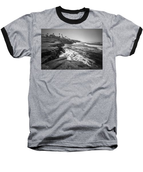Baseball T-Shirt featuring the photograph Home by Ryan Weddle
