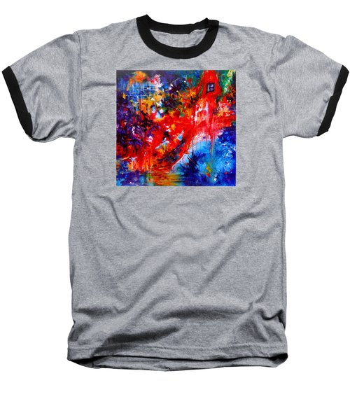 Home Sweet Home. Root Chakra. Series Healing Chakras. Baseball T-Shirt