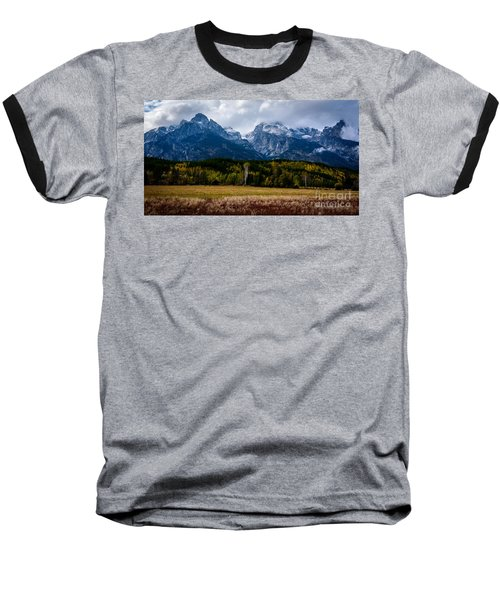Baseball T-Shirt featuring the photograph Home Sweet Home by Sandy Molinaro