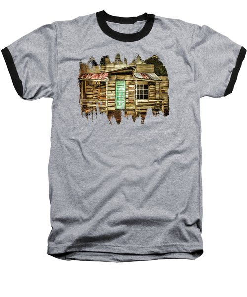 Home Sweet Home Baseball T-Shirt by Thom Zehrfeld
