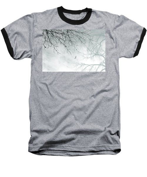 Baseball T-Shirt featuring the digital art Home by Trilby Cole