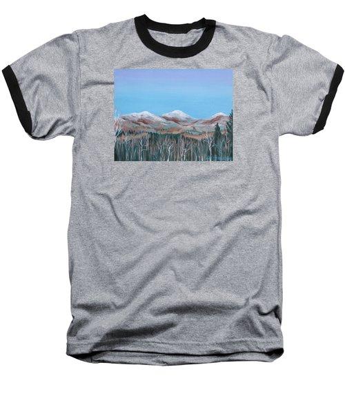 Home View Baseball T-Shirt