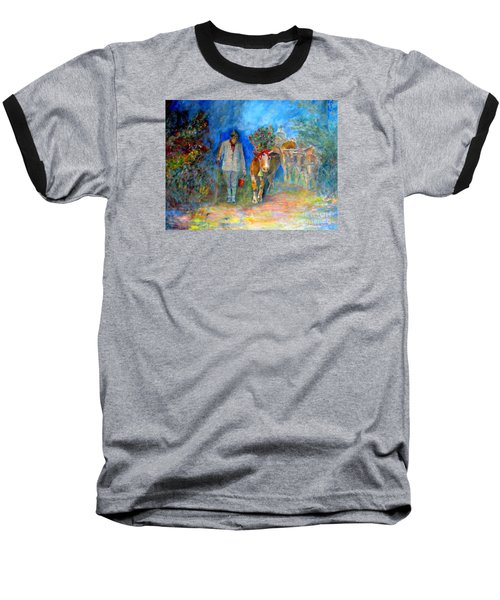 Homeland Museum Baseball T-Shirt