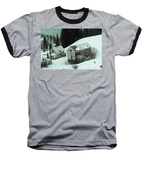 Homes In The Valley Baseball T-Shirt
