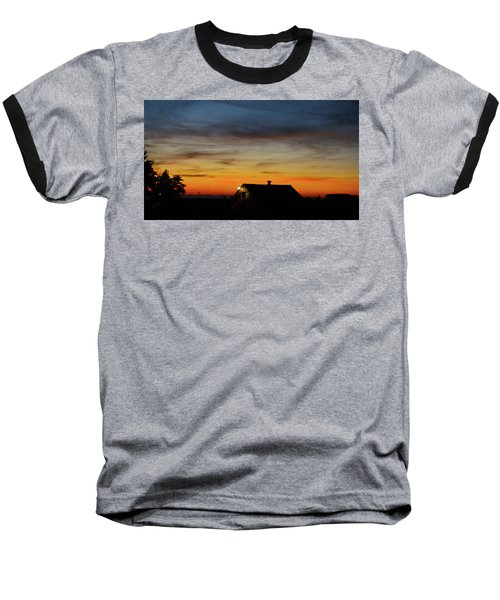 Baseball T-Shirt featuring the photograph Homestead by Angi Parks