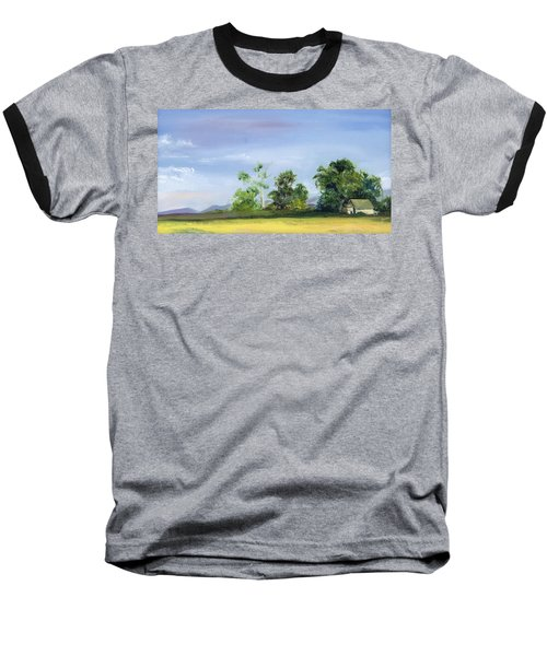 Homestead Baseball T-Shirt by Jane Autry