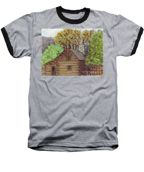 Homestead Baseball T-Shirt by Laurie Morgan
