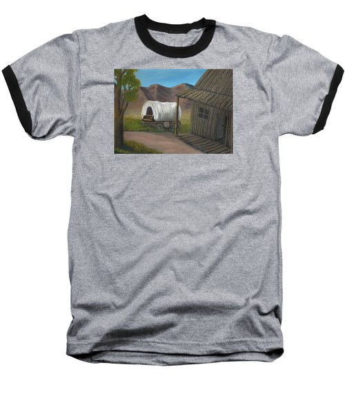 Homestead Baseball T-Shirt by Sheri Keith