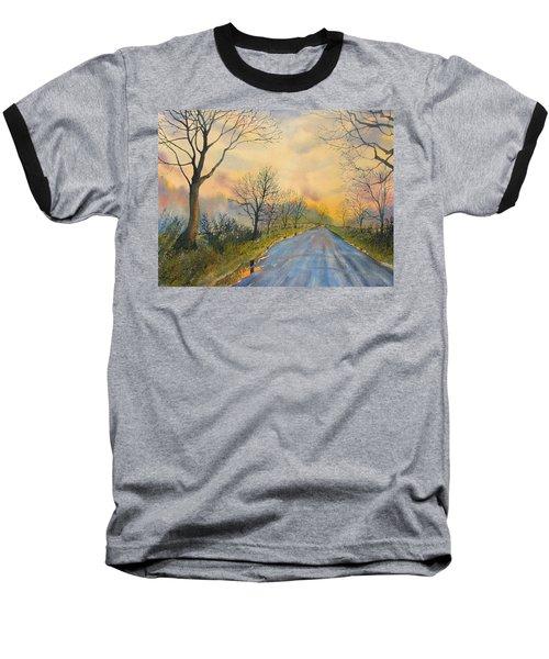 Homeward Bound For Kilham Baseball T-Shirt