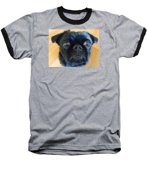 Honestly Baseball T-Shirt by Paula Brown