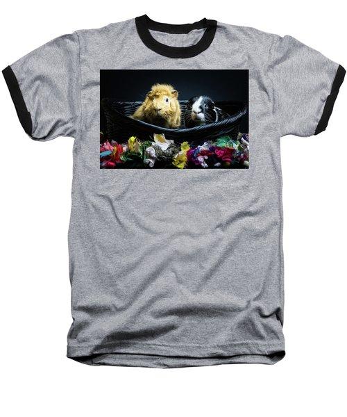 Honey And Kit Baseball T-Shirt