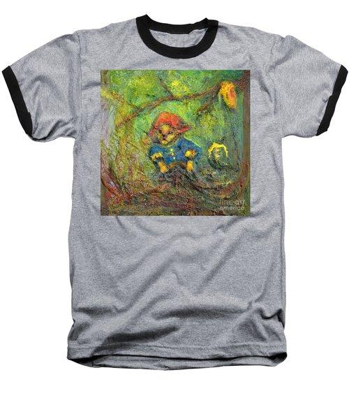 Honey Bear Baseball T-Shirt