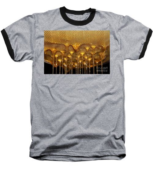 Baseball T-Shirt featuring the photograph Honey Drip by Stephen Mitchell