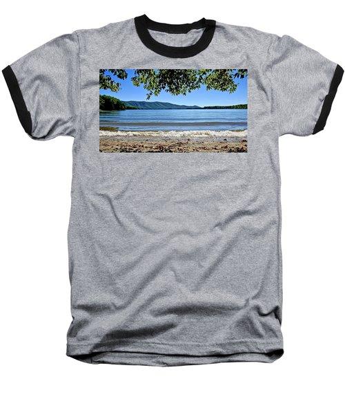 Honey Suckel Cove, Smith Mountain Lake Baseball T-Shirt