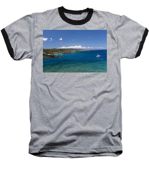 Honolua Bay Baseball T-Shirt