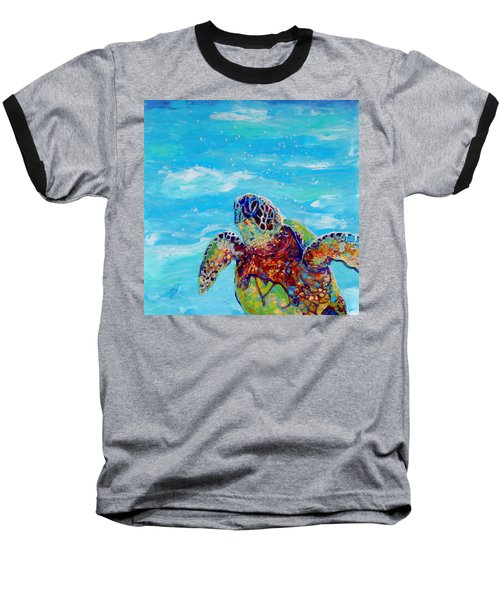 Honu 10 Baseball T-Shirt