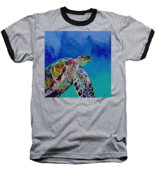 Honu 7 Baseball T-Shirt