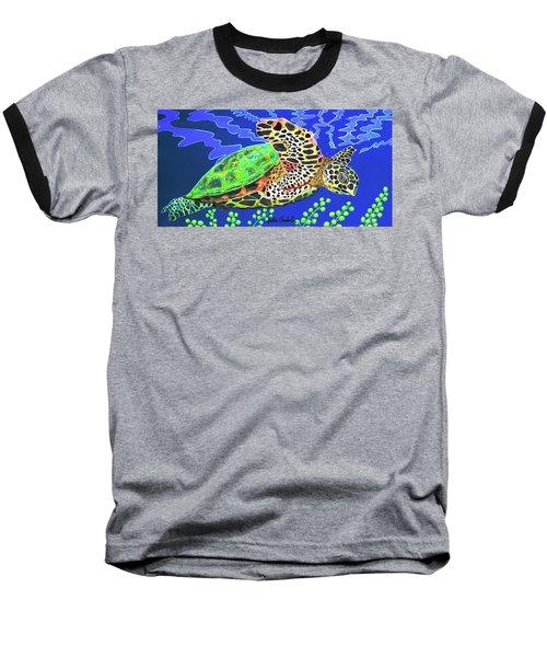 Honu Baseball T-Shirt