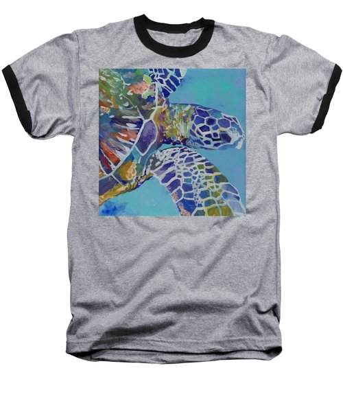 Honu Baseball T-Shirt