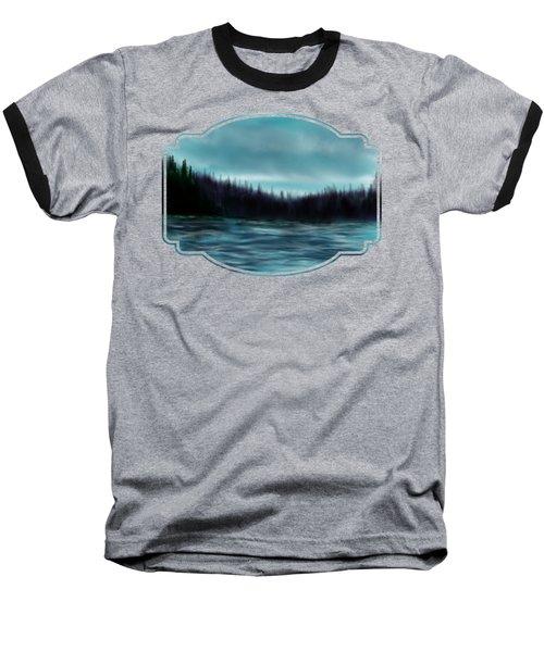 Hood Canal Puget Sound Baseball T-Shirt